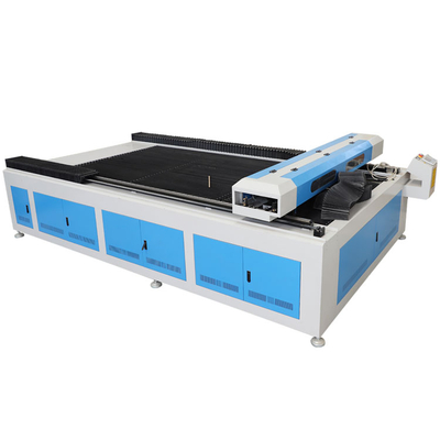 CO2 Mixed Cutter CNC Wood Acrylic Metal Laser Cutting Machine