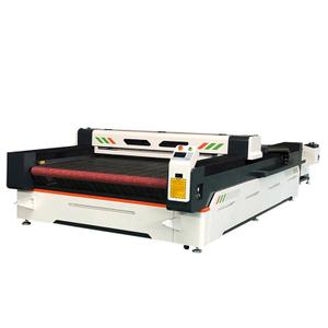 MC 1630 Laser Cutting Machine for Fabric