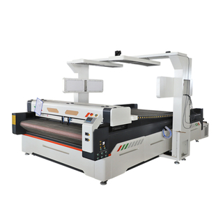 MC 1630 CCD Camera Positioning Laser Cutting Machine for Fabric