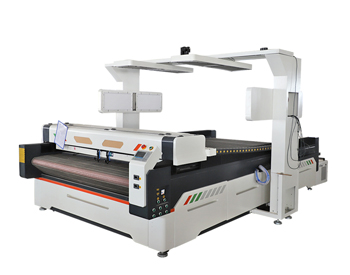 Application of CCD vision detection in laser processing industry