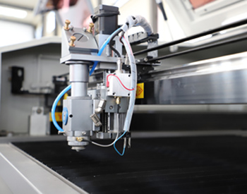 Introduction of Laser Head - Mixed Laser Cutting Machine